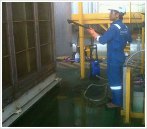 Provision of HVAC Maintenance Services For Offshore Facilities